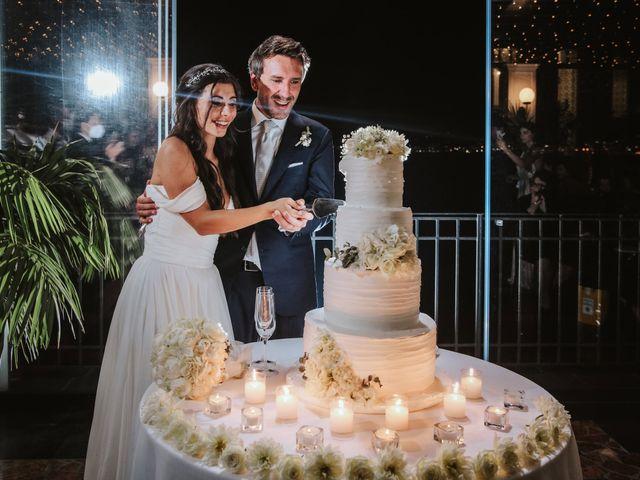 Il matrimonio di Maria Chiara e Raffaele a Vico Equense, Napoli 63