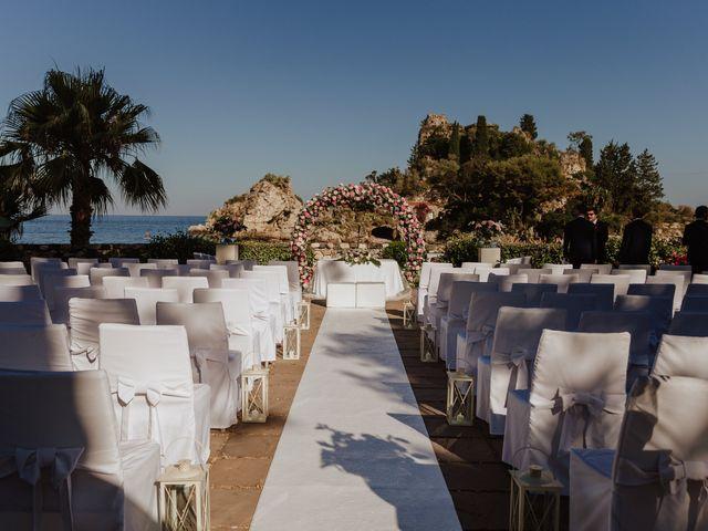 Il matrimonio di Roberto e Giovanna a Taormina, Messina 10