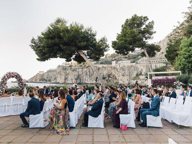 Il matrimonio di Roberto e Giovanna a Taormina, Messina 15