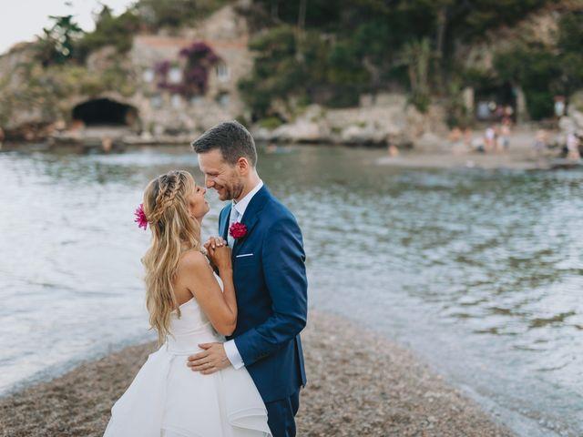 Il matrimonio di Roberto e Giovanna a Taormina, Messina 22