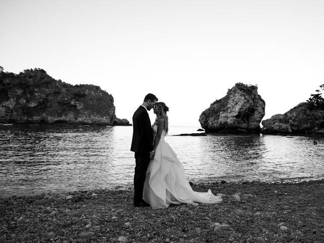 Il matrimonio di Roberto e Giovanna a Taormina, Messina 23