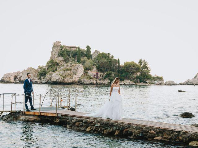 Il matrimonio di Roberto e Giovanna a Taormina, Messina 24