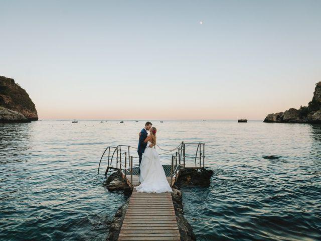 Il matrimonio di Roberto e Giovanna a Taormina, Messina 1