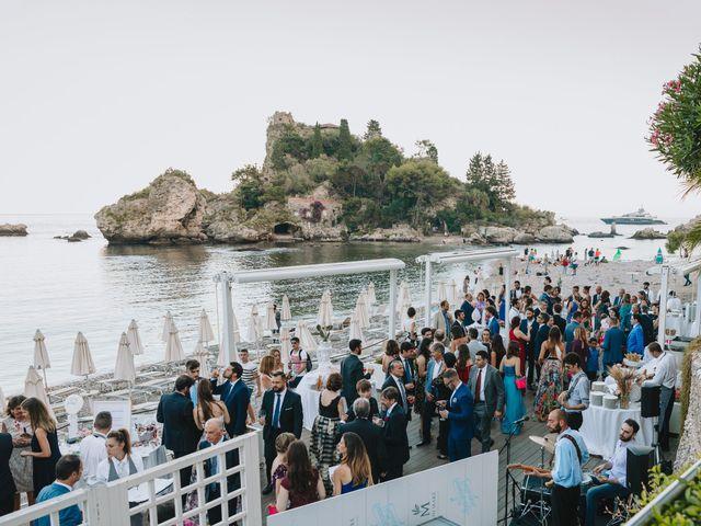 Il matrimonio di Roberto e Giovanna a Taormina, Messina 26