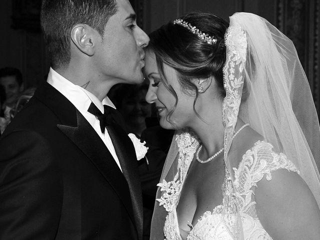 Il matrimonio di Francesco e Natasha a Gallarate, Varese 14