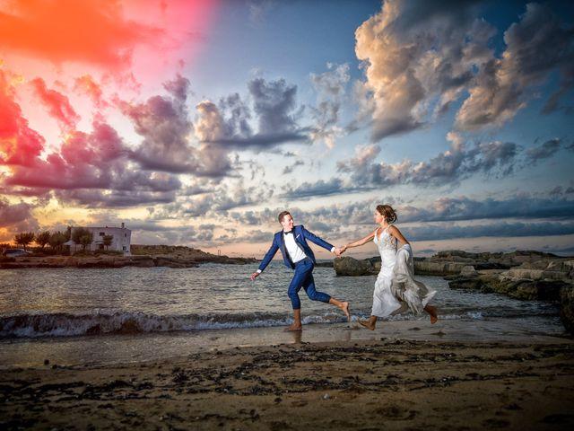 Il matrimonio di Michele e Annelisa a Cisternino, Brindisi 2