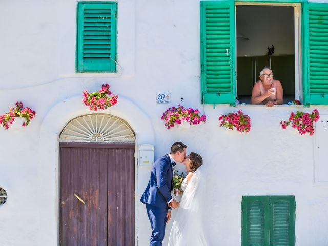 Il matrimonio di Michele e Annelisa a Cisternino, Brindisi 21