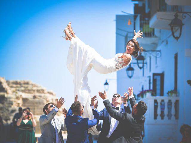 Il matrimonio di Michele e Annelisa a Cisternino, Brindisi 25