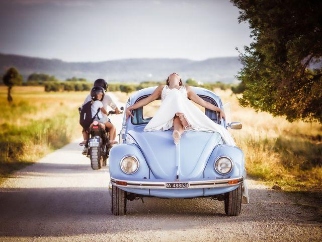 Il matrimonio di Michele e Annelisa a Cisternino, Brindisi 36