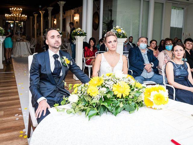 Il matrimonio di Maximilià e Arianna a Pasiano di Pordenone, Pordenone 25