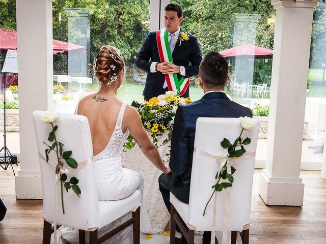 Il matrimonio di Maximilià e Arianna a Pasiano di Pordenone, Pordenone 34