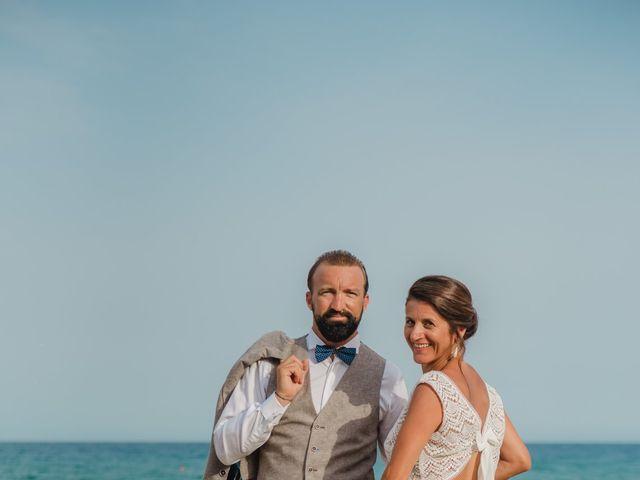 Il matrimonio di Laurent e Alexandra a Orosei, Nuoro 7