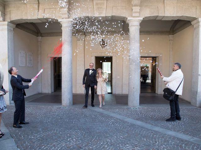 Il matrimonio di Fabio e Barbara a Seregno, Monza e Brianza 10
