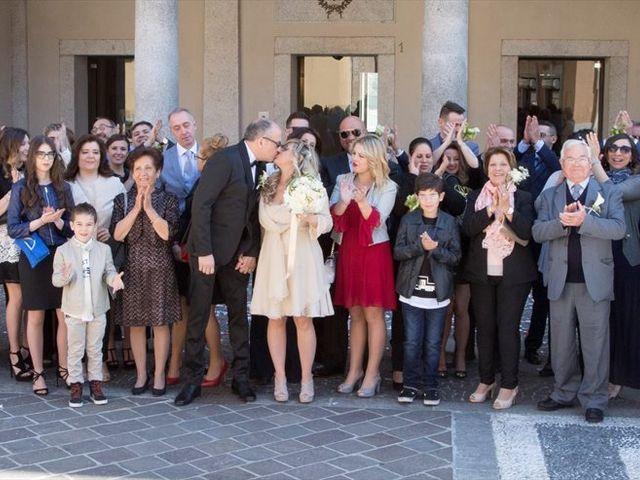 Il matrimonio di Fabio e Barbara a Seregno, Monza e Brianza 11