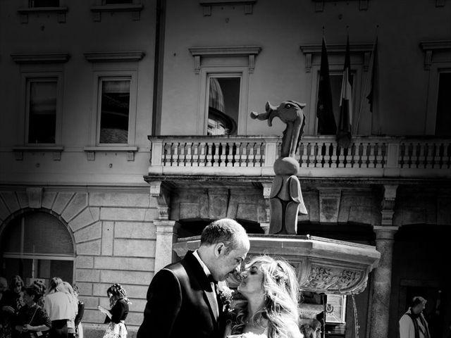 Il matrimonio di Fabio e Barbara a Seregno, Monza e Brianza 12