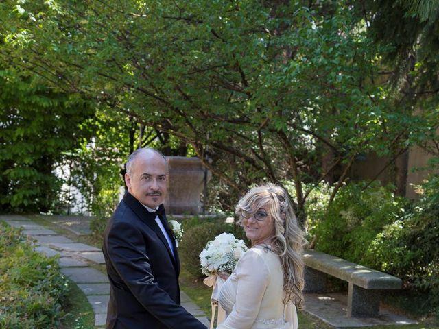 Il matrimonio di Fabio e Barbara a Seregno, Monza e Brianza 20