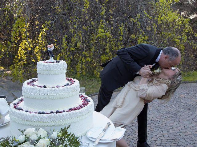 Il matrimonio di Fabio e Barbara a Seregno, Monza e Brianza 33