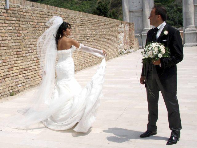 Le nozze di Paola e Massimo