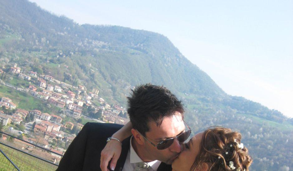 Il matrimonio di Gabriele e Elena a Trescore Balneario, Bergamo