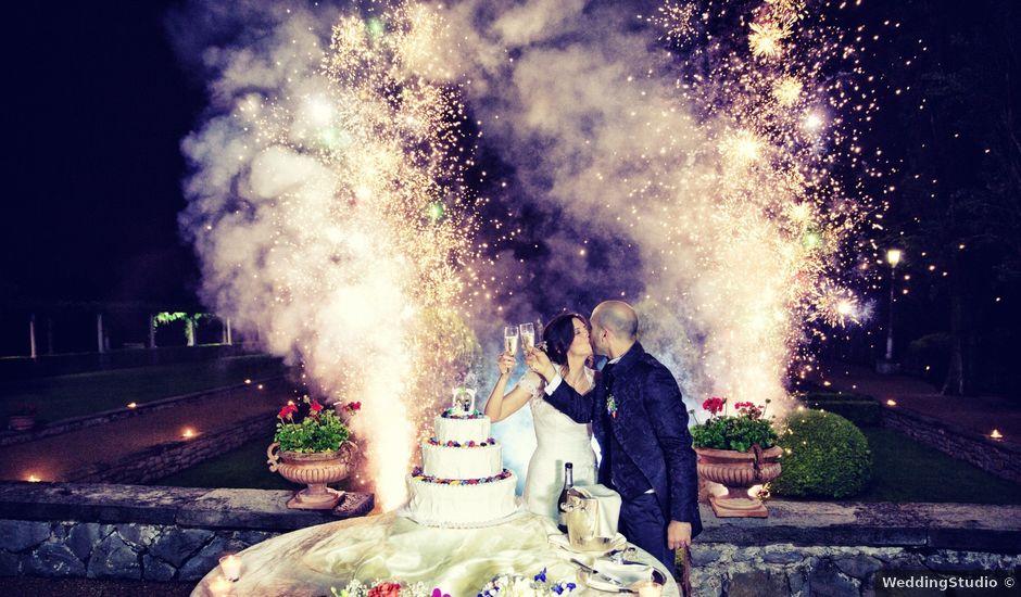 Il matrimonio di Fabio e Luana a Mapello, Bergamo
