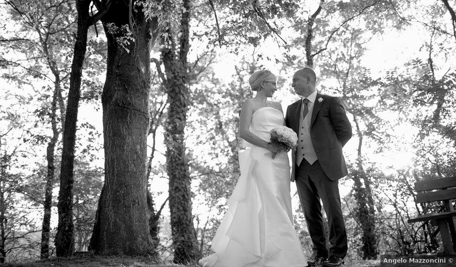 Il matrimonio di Luigi e Cristina a Monteveglio, Bologna