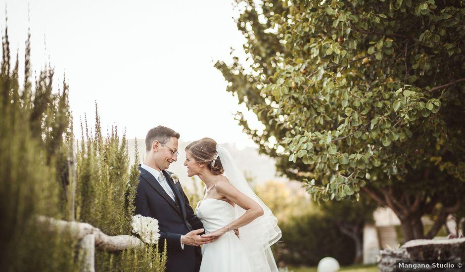 Il matrimonio di Andrea e Fabiana a Ragusa, Ragusa