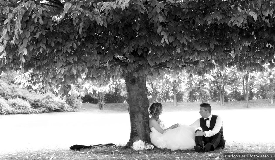 Il matrimonio di Cristian e Francesca a Carpenedolo, Brescia