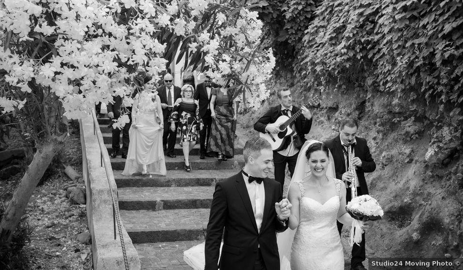 Il matrimonio di Emilio e Rosanna a Maiori, Salerno