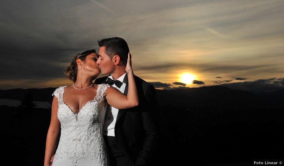 Il matrimonio di Francesco e Natasha a Gallarate, Varese