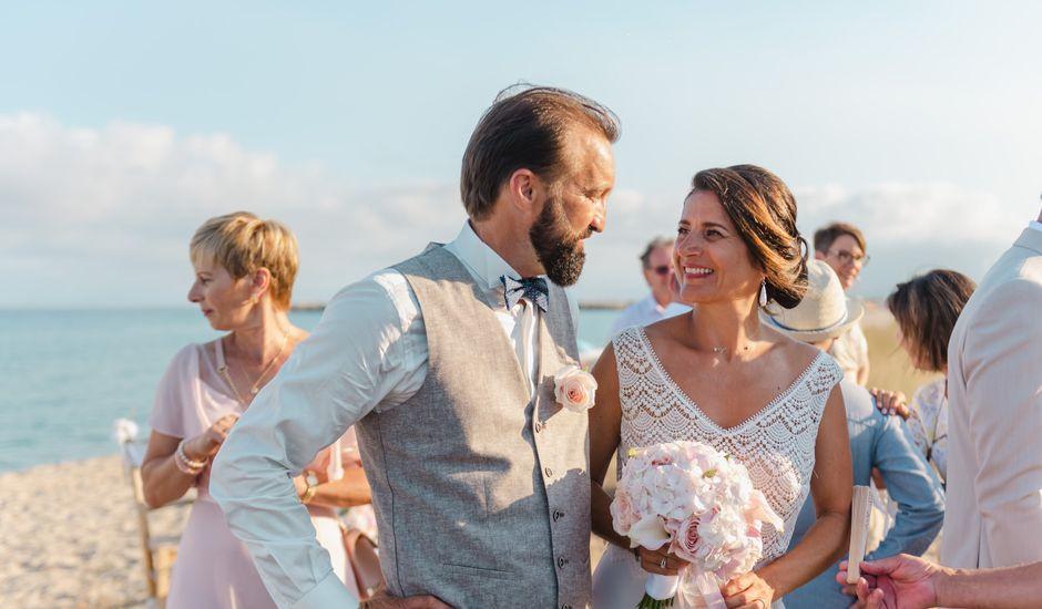 Il matrimonio di Laurent e Alexandra a Orosei, Nuoro
