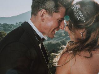 Le nozze di Imma e Antonio
