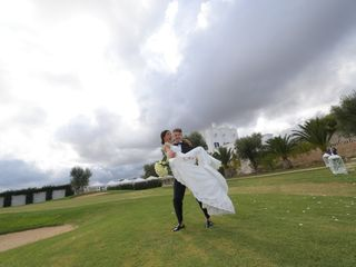 le nozze di Lorena e Jurgen 1