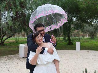 Le nozze di Enza e Gioacchino