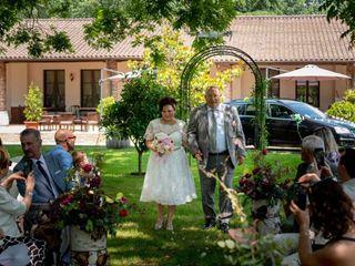 Le nozze di Margarita e Gaetano 1