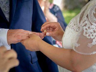 Le nozze di Margarita e Gaetano