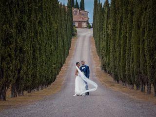 Le nozze di Letizia e Federico 1