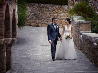 Le nozze di Letizia e Federico