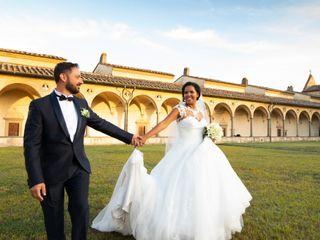 Le nozze di Lina e David