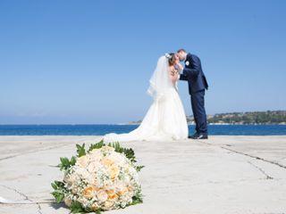 Le nozze di Vincenza e Angelo