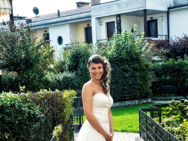 Il matrimonio di Elisa e Eros a Mazzano, Brescia 16
