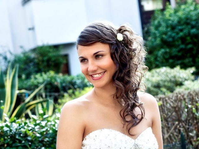 Il matrimonio di Elisa e Eros a Mazzano, Brescia 17