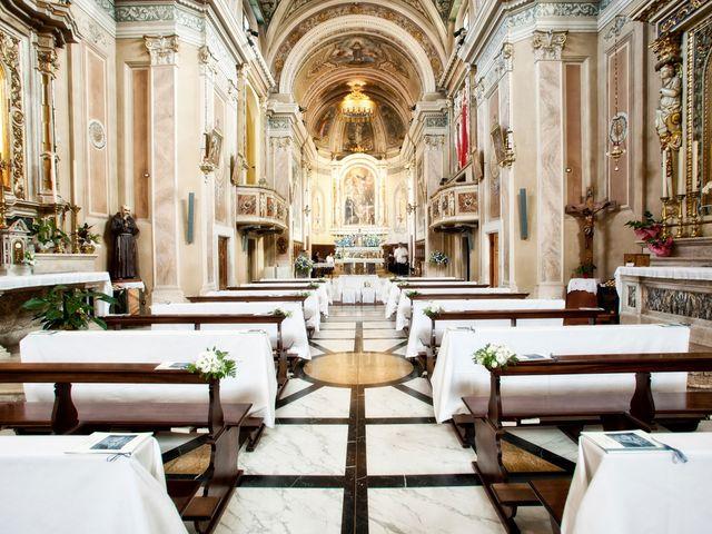Il matrimonio di Elisa e Eros a Mazzano, Brescia 18