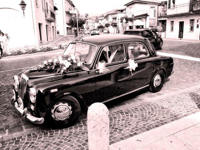 Il matrimonio di Elisa e Eros a Mazzano, Brescia 27