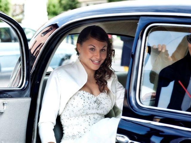 Il matrimonio di Elisa e Eros a Mazzano, Brescia 28