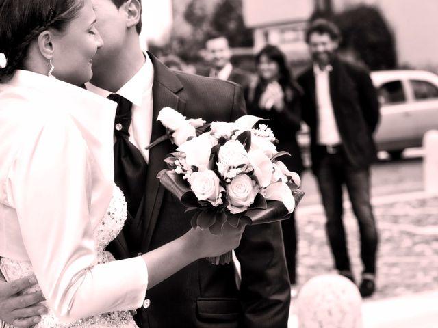 Il matrimonio di Elisa e Eros a Mazzano, Brescia 30