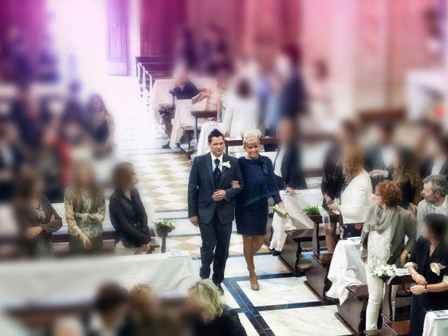 Il matrimonio di Elisa e Eros a Mazzano, Brescia 31