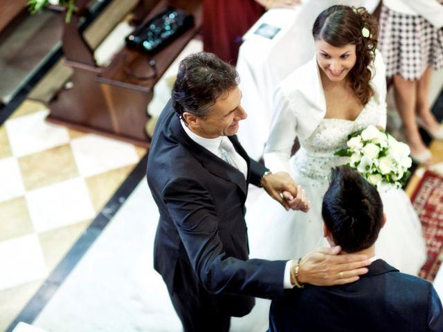 Il matrimonio di Elisa e Eros a Mazzano, Brescia 33