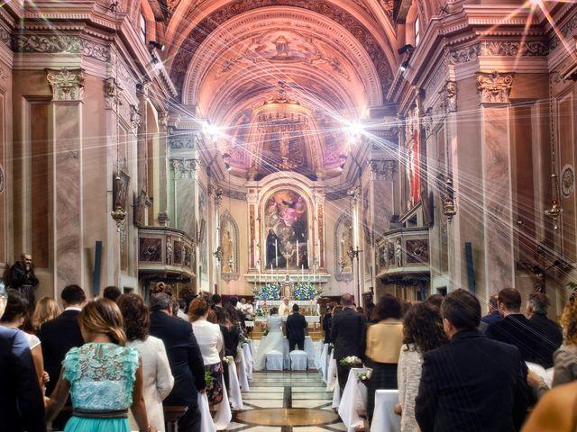 Il matrimonio di Elisa e Eros a Mazzano, Brescia 34