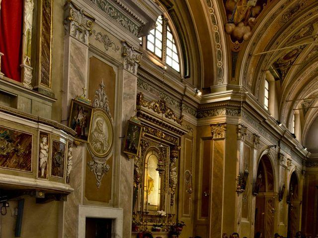 Il matrimonio di Elisa e Eros a Mazzano, Brescia 39