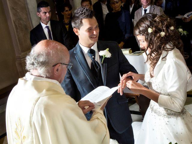 Il matrimonio di Elisa e Eros a Mazzano, Brescia 41